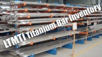 GR2 Titanium Bar Inventory