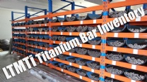 GR5 Titanium Bar Inventory