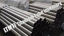 GR1 Titanium Tube Inventory