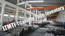 GR2 Titanium Tube Inventory