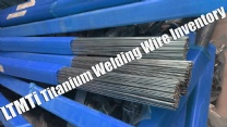 Titanium Welding Wire Inventory